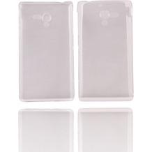 Twins Shield Matte für Sony Xperia ZL, transparent