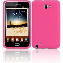 Twins Soft für Samsung Galaxy Note, pink