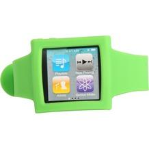 Twins Sporty für iPod nano 6G, neongrün