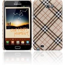Twins Taste für Samsung Galaxy Note, braun