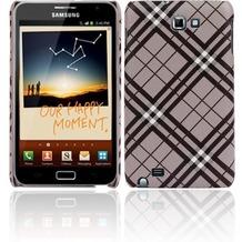Twins Taste für Samsung Galaxy Note, grau