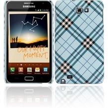 Twins Taste für Samsung Galaxy Note, hellblau