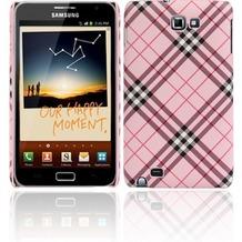 Twins Taste für Samsung Galaxy Note, rosa