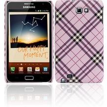 Twins Taste für Samsung Galaxy Note, violett