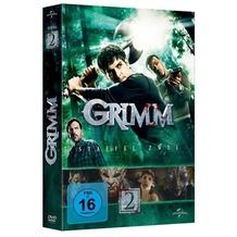 Universal Pictures Grimm-Staffel 2, DVD
