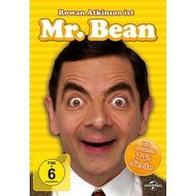 Universal Pictures Mr. Bean - Die komplette TV-Serie (2. Auflage) DVD
