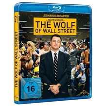 Universal Pictures The Wolf of Wall Street, Blu-ray