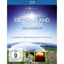 Universum Film Deutschland von oben, Blu-ray