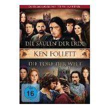 Universum Film Die Säulen der Erde & Die Tore der Welt, DVD