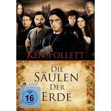 Universum Film Die Säulen der Erde, DVD