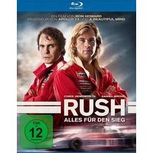 Universum Film Rush - Alles für den Sieg, Blu-ray