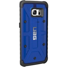 Urban Armor Gear Composite Case, Samsung Galaxy S7 edge, Blau (transparent)