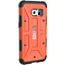 Urban Armor Gear Composite Case, Samsung Galaxy S7, Rust (orange)