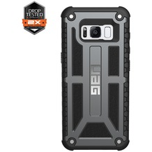 Urban Armor Gear Monarch Case - Samsung Galaxy S8 - Graphit