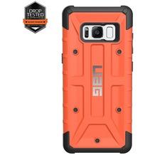 Urban Armor Gear Pathfinder Case - Samsung Galaxy S8+ - Rust (orange)