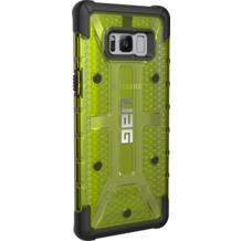 Urban Armor Gear Plasma Case - Samsung Galaxy S8+ - Citron (gelb transparent)