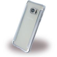 UreParts Shockproof Antirutsch - Silikon Cover für Samsung G935F Galaxy S7 Edge - Schwarz