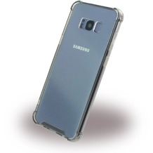 UreParts Shockproof - Hardcover mit Bumper - Samsung Galaxy S8 Plus - Schwarz