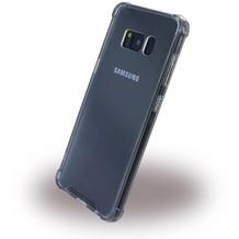 UreParts Shockproof - Hardcover mit Bumper - Samsung Galaxy S8 - Schwarz