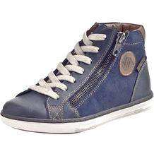 Vado Jungen-Stiefel blau 33
