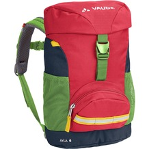Vaude Kids Kinderrucksack Ayla 6 745 marine red