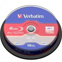 Verbatim BD-RE 25GB Verbatim 2x 10er Cakebox
