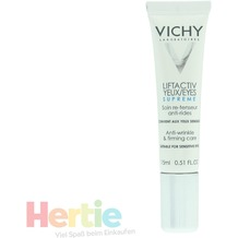 Vichy Liftactiv Eyes Global Anti-Wrink.&Firm. Care 15 ml