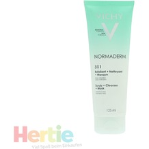 Vichy Normaderm Cleanser 3 in 1 Acne Treatment 125 ml