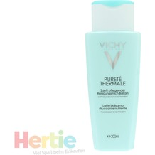 Vichy Purete Thermale Cleansing Milk Balm 200 ml