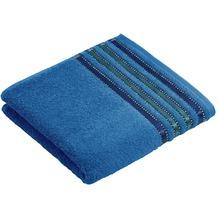 Vossen Cult Royal blau deep blue Handtuch 50 x 100 cm