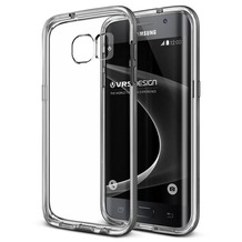 VRS Design Crystal Bumper for Galaxy S7 Edge gun metal