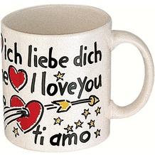 Waechtersbach Henkelbecher WK Ich liebe dich
