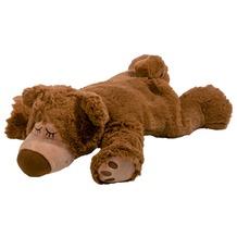 warmies Beddy Bears Sleepy Bear braun (Schlafender Bär)