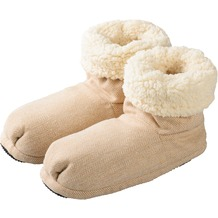 warmies Boots Comfort beige 37-41