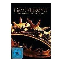 Warner Bros. Game of Thrones - Staffel 2 (Staffel 2) DVD