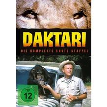 Warner Home Daktari (Staffel 01) DVD