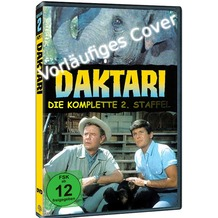 Warner Home Daktari (Staffel 02) DVD