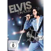 Warner Home Elvis On Tour (2. Auflage) DVD