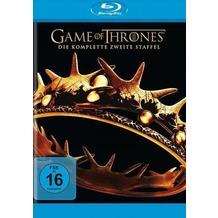 Warner Home Game of Thrones (Staffel 02 / 2. Auflage) Blu-ray