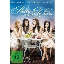 Warner Home Pretty Little Liars (Staffel 02) DVD
