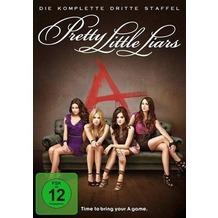 Warner Home Pretty Little Liars (Staffel 03) DVD