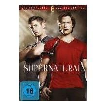 Warner Home Supernatural Season 06 (Season 06) DVD