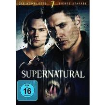 Warner Home Supernatural Season 07 (Season 07) DVD