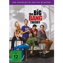 Warner Home The Big Bang Theory (Staffel 3) DVD