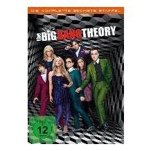 Warner Home The Big Bang Theory (Staffel 6) DVD