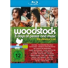 Warner Home Woodstock, Blu-ray