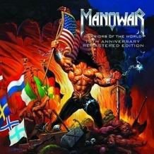 Warriors of the world-10th Anniversary, CD