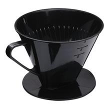Westmark Kaffeefilter 1x2, schwarz