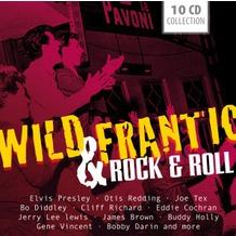 Wild & Frantic-RocknRoll, CD