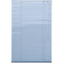 Lichtblick Jalousie Aluminium  Blau Breite: 100 cm, Länge: 160 cm